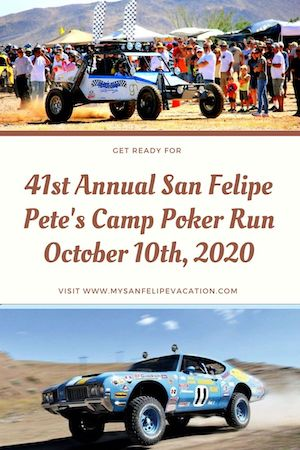 Petes Camp 40th annual poker Run October 2020