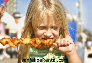 San Felipe Baja California Shrimp Festival
